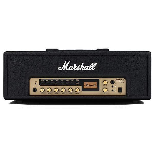 Marshall Code 100H - Amplifier Head - Marshall - Sounds Great Music