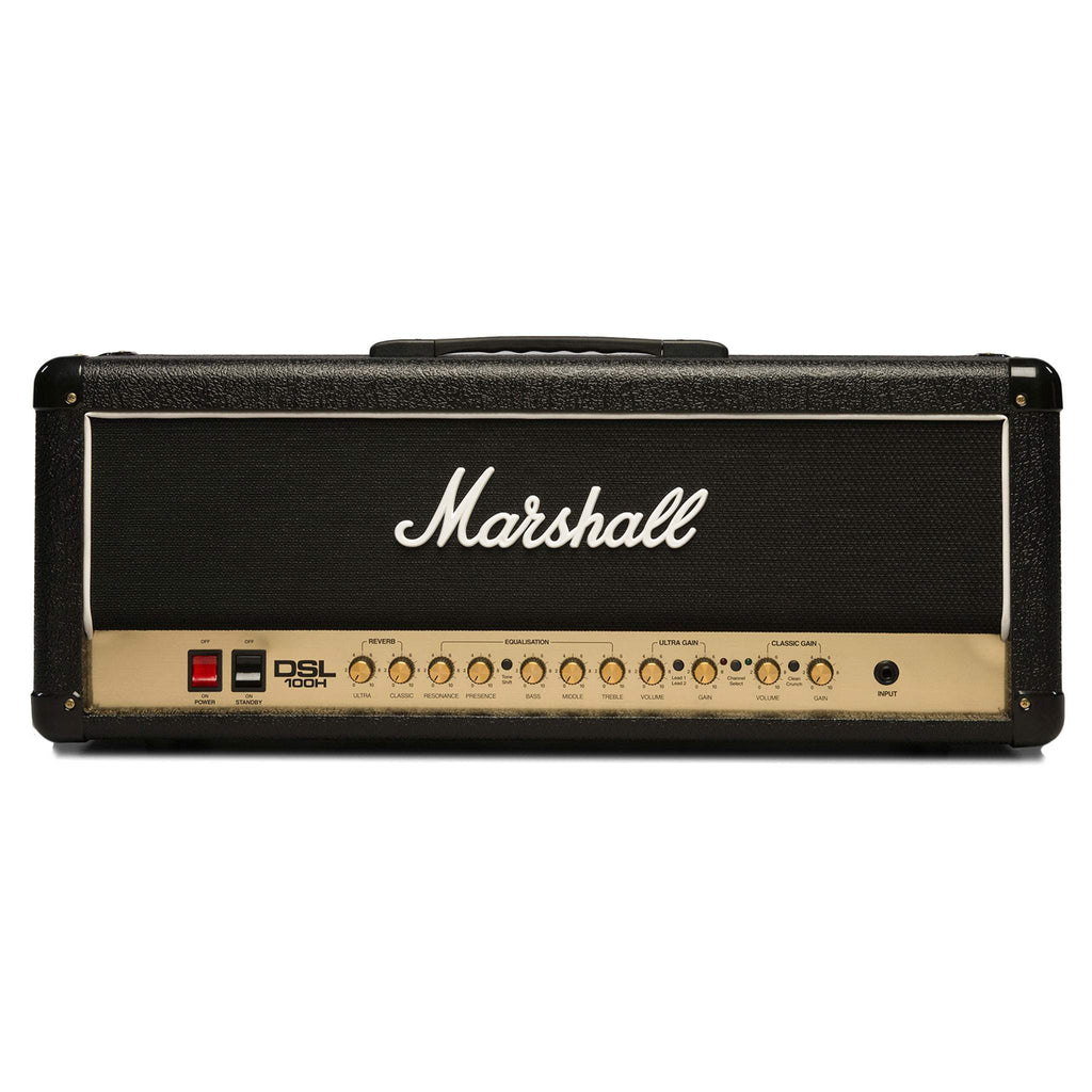 Marshall DSL100H - Amplifier Head - Marshall - Sounds Great Music