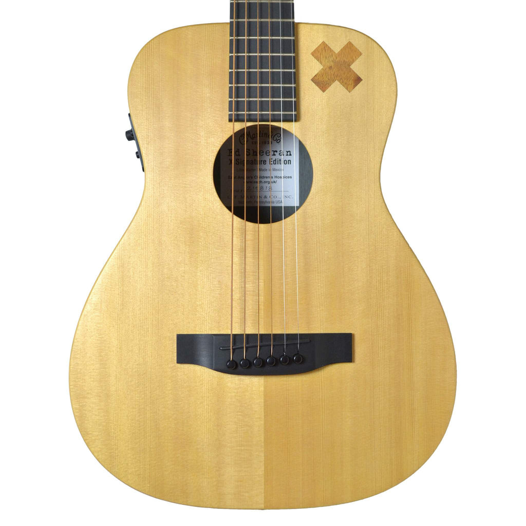 Martin  Ed Sheeran X signature edition - Acoustic Guitar - Martin - Sounds Great Music