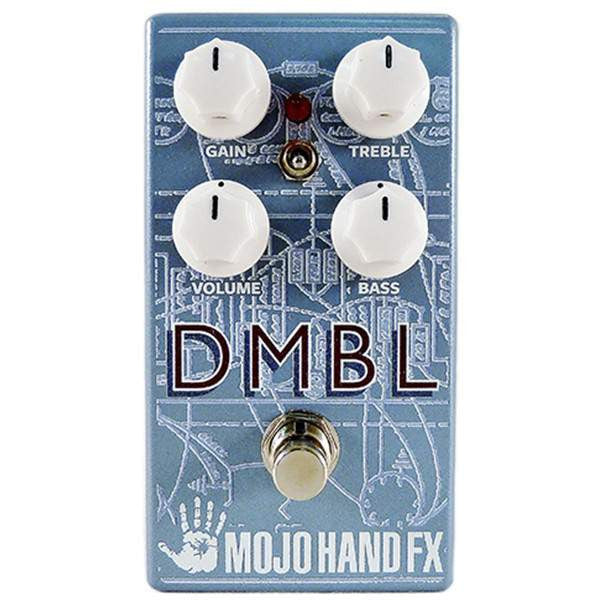 Mojo Hand DMBL Overdrive - Stomp Box - Mojo Hand FX - Sounds Great Music
