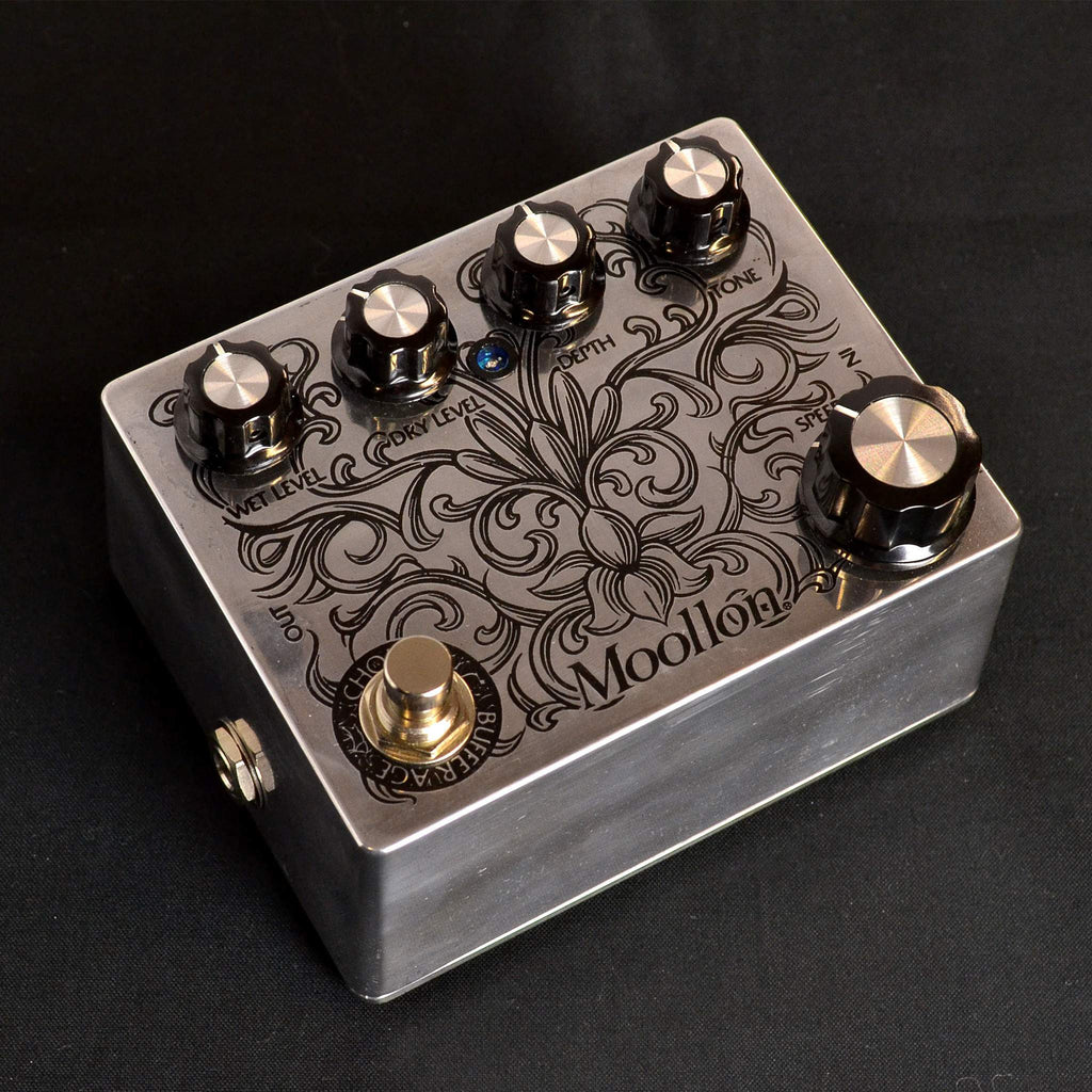 Moollon Buffer Age Chorus - Stomp Box - Moollon - Sounds Great Music