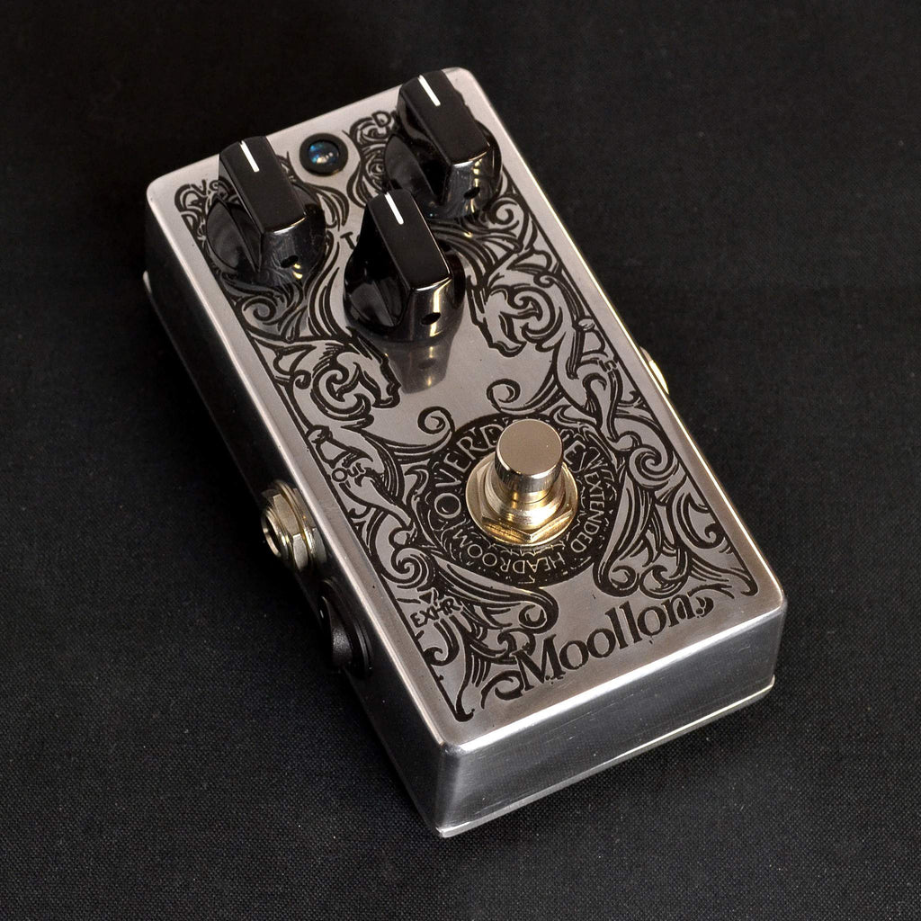 Moollon Buffer Age Overdrive - Stomp Box - Moollon - Sounds Great Music