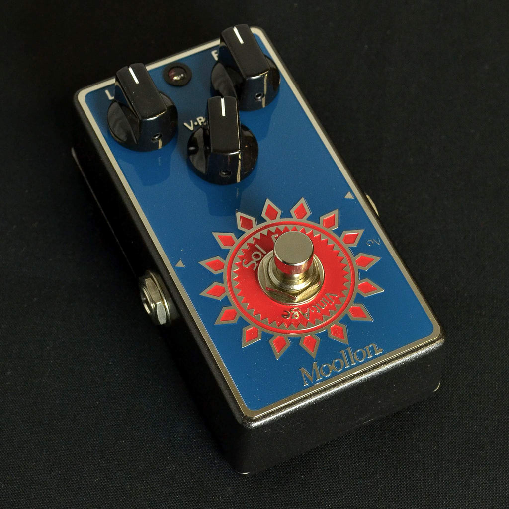 Moollon Neo Classic Series SOL Fuzz - Stomp Box - Moollon - Sounds Great Music