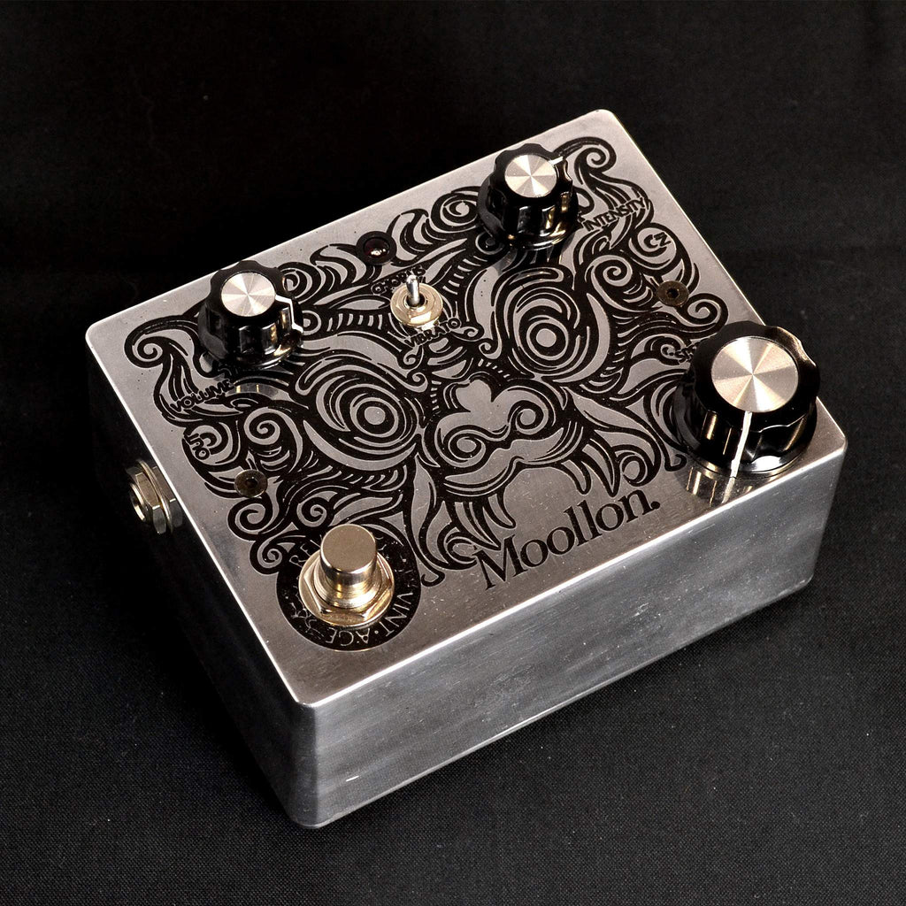 Moollon Vint-Age Revibe - Stomp Box - Moollon - Sounds Great Music