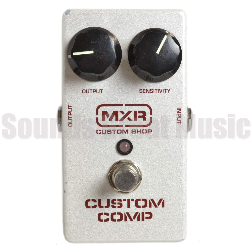 MXR CSP202 Custom Comp Second Hand - Stomp Box - MXR - Sounds Great Music