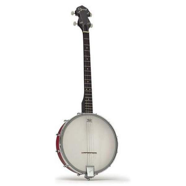 Ozark open back tenor banjo  2102T - Banjo - Ozark - Sounds Great Music