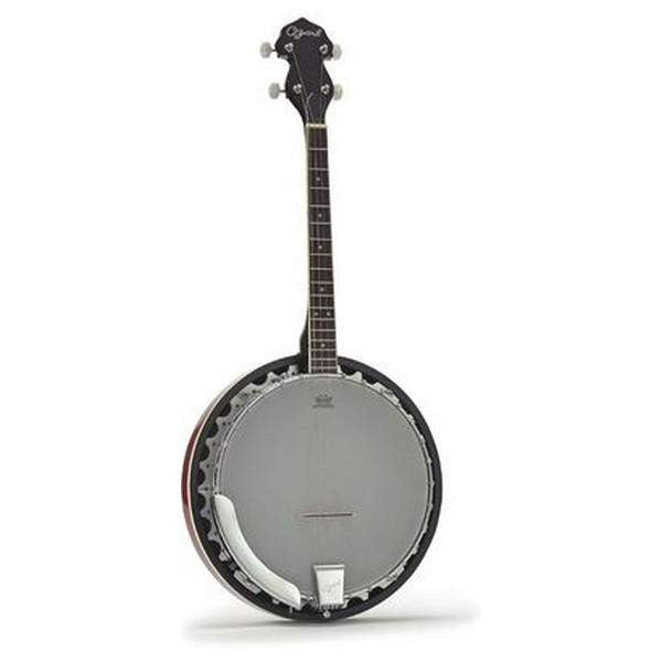 Ozark tenor banjo, 4-string  2104TS - Banjo - Ozark - Sounds Great Music