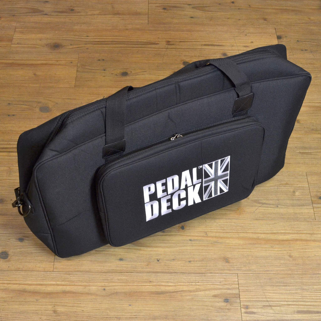 Pedal Deck Deluxe Pro Gig Bag - Gigbags - Pedal Deck - Sounds Great Music