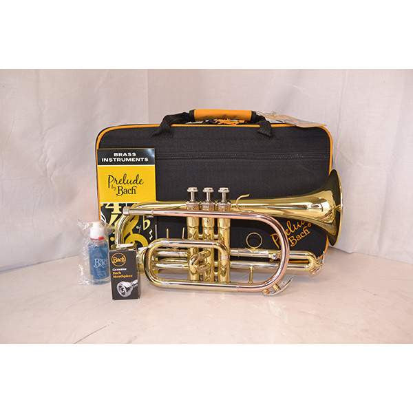 Prelude CR710 Cornet by Vincent Bach - Cornets - Vincent Bach - Sounds Great Music