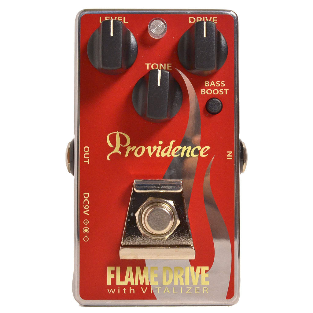Providence Flame Drive FDR1F Stomp Box, Providence, Sounds Great Music