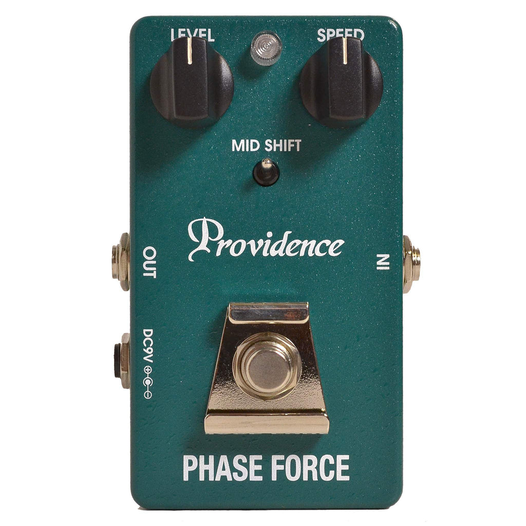 Providence Phase Force PHF-1 Stomp Box, Providence, Sounds Great Music