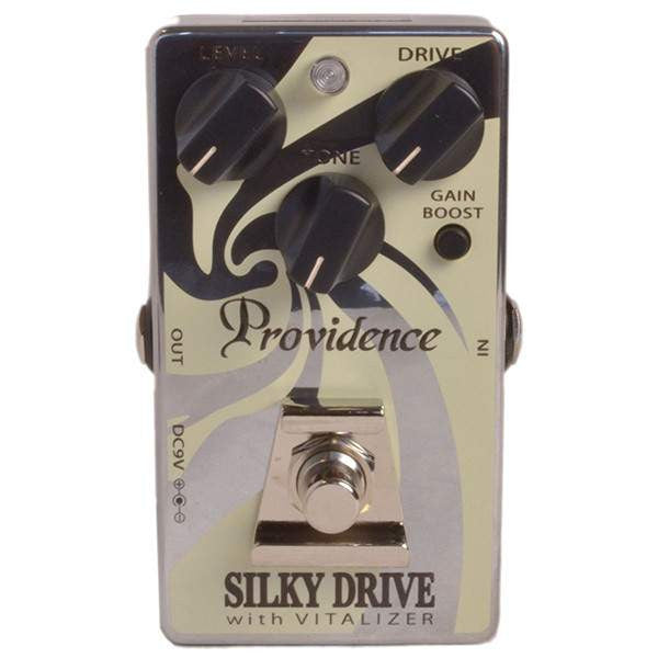 Providence SLD1F Silky Drive Stomp Box, Providence, Sounds Great Music