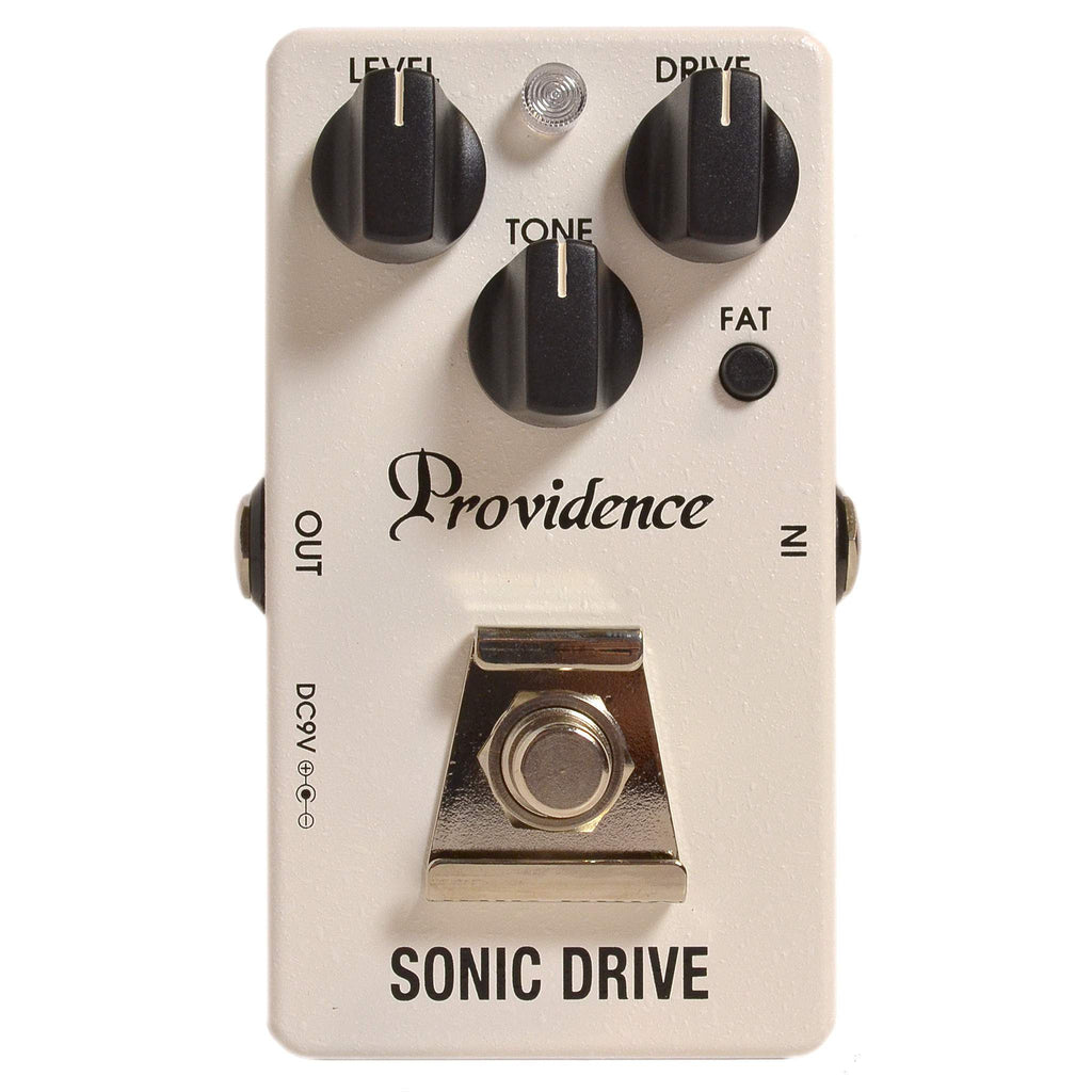 Providence Sonic Drive SDR-5 Stomp Box, Providence, Sounds Great Music
