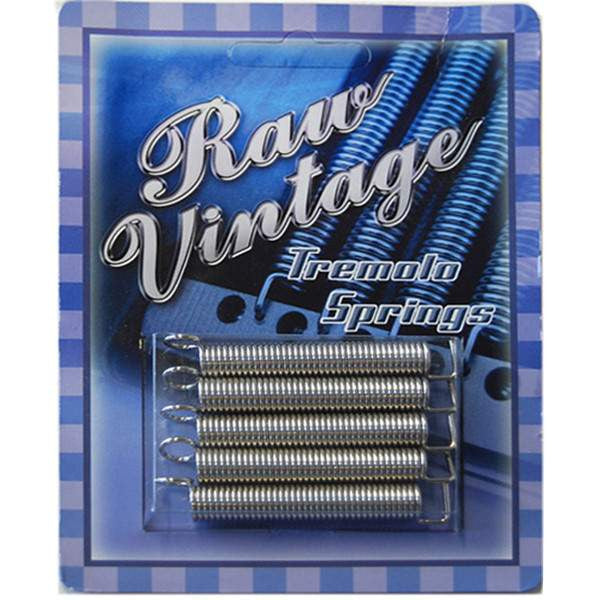 Raw Vintage Tremolo Springs - Guitar Accessories - Raw Vintage - Sounds Great Music