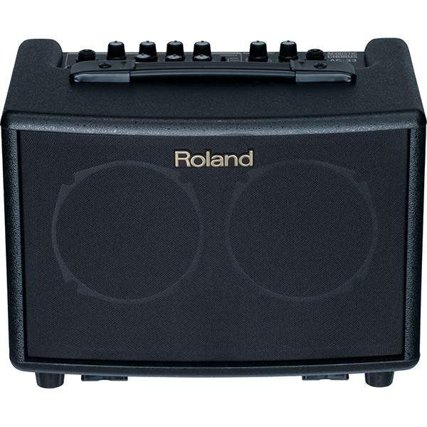 Roland AC-33 Acoustic Combo Black Acoustic Amp, Roland, Sounds Great Music