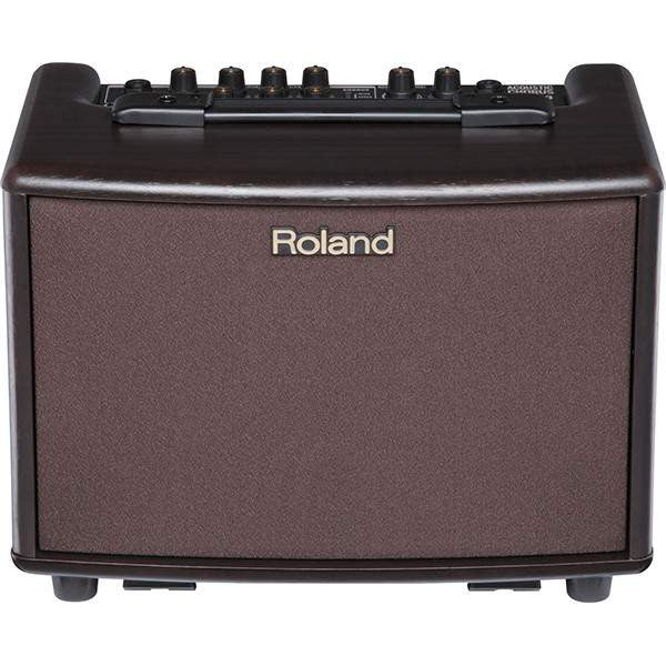 Roland AC-33 Acoustic Combo Rosewood Acoustic Amp, Roland, Sounds Great Music