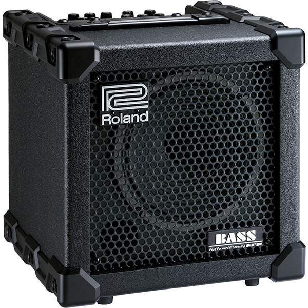 Roland Cube-20XL Bass Bass Amp, Roland, Sounds Great Music