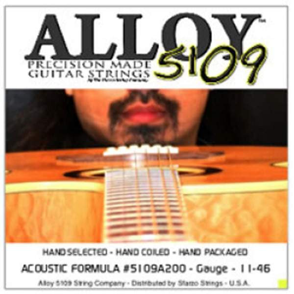Sfarzo Alloy 5109 Acoustic Coated Strings - Guitar Strings - Sfarzo - Sounds Great Music