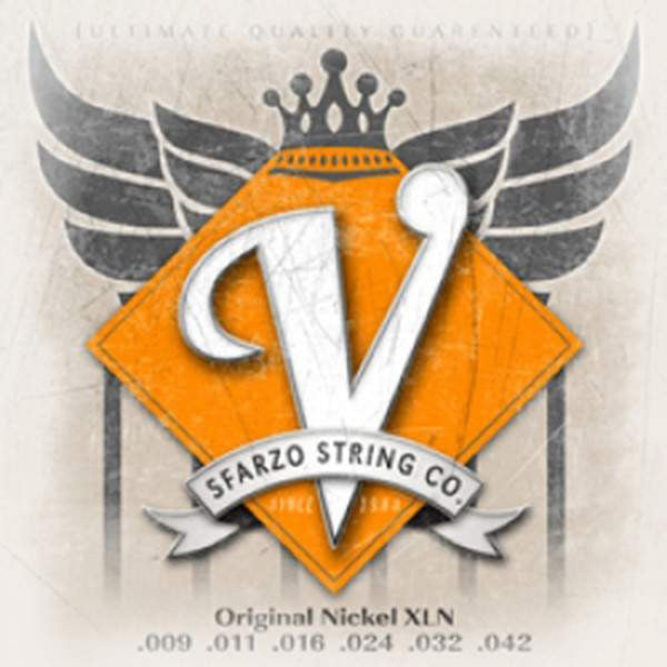 Sfarzo V Electric Strings Guitar Strings, Sfarzo, Sounds Great Music