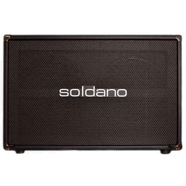 Soldano 212 Closed back cab Black Cabinet, Soldano, Sounds Great Music
