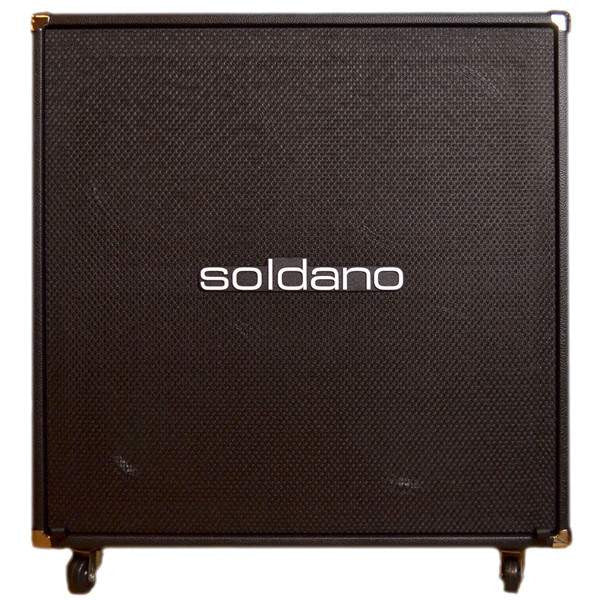 Soldano 4x12 Straight cabinet Cabinet, Soldano, Sounds Great Music