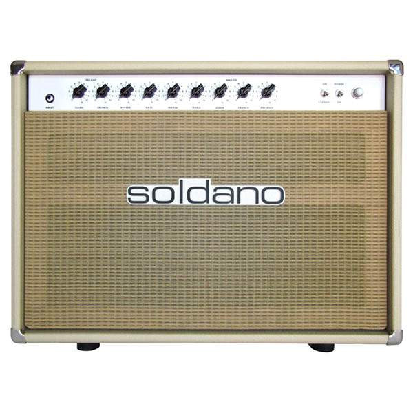 Soldano Reverb-O-Sonic Combos, Soldano, Sounds Great Music