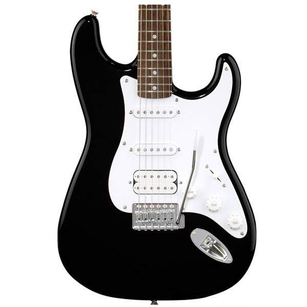 Squier Affinity Series Stratocaster HSS, Rosewood Fingerboard, Black Electric Guitar - Electric Guitar - Squier - Sounds Great Music