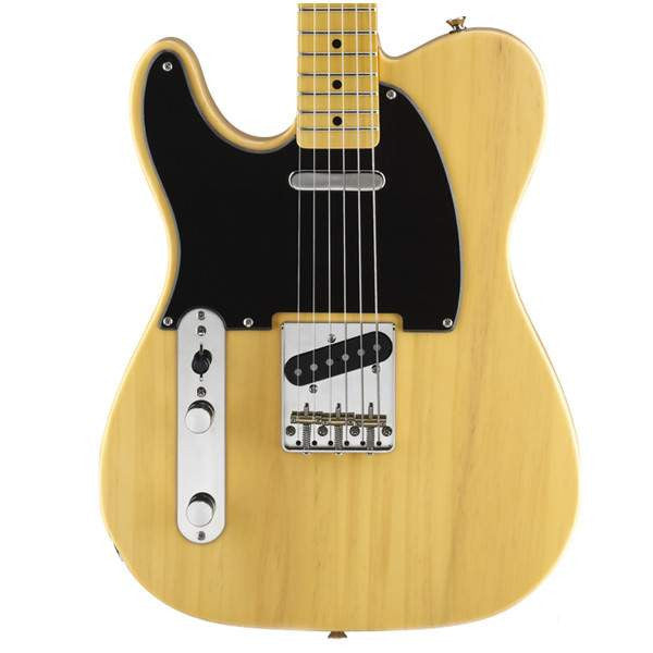 Squier Classic Vibe Telecaster 50s Left-Handed, Maple Fingerboard, Butterscotch Blonde Electric Guitar, Squier, Sounds Great Music