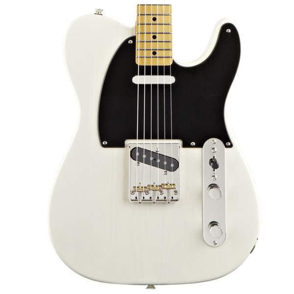 Squier Classic Vibe Telecaster 50s, Maple Fingerboard, Vintage Blonde Electric Guitar, Squier, Sounds Great Music