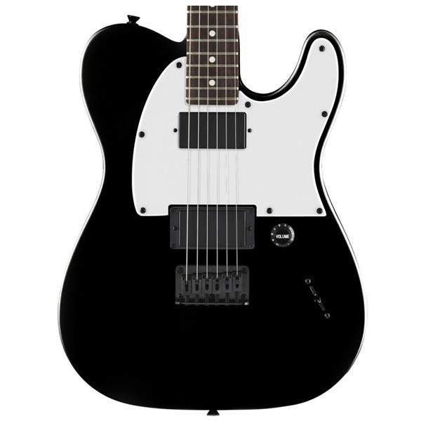 Squier Jim Root Telecaster Flat Black Electric Guitar - Electric Guitar - Squier - Sounds Great Music