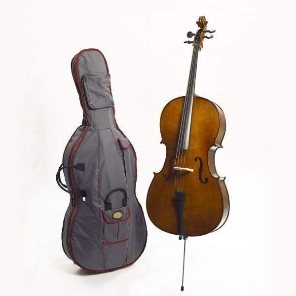 Stentor Student II Cello Outfit - Cellos - Stentor - Sounds Great Music