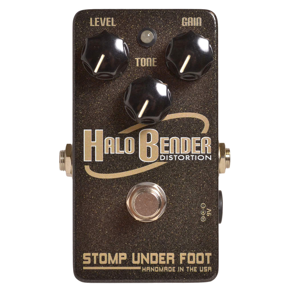 Stomp Under Foot Halo Bender - Stomp Box - Stomp Under Foot - Sounds Great Music