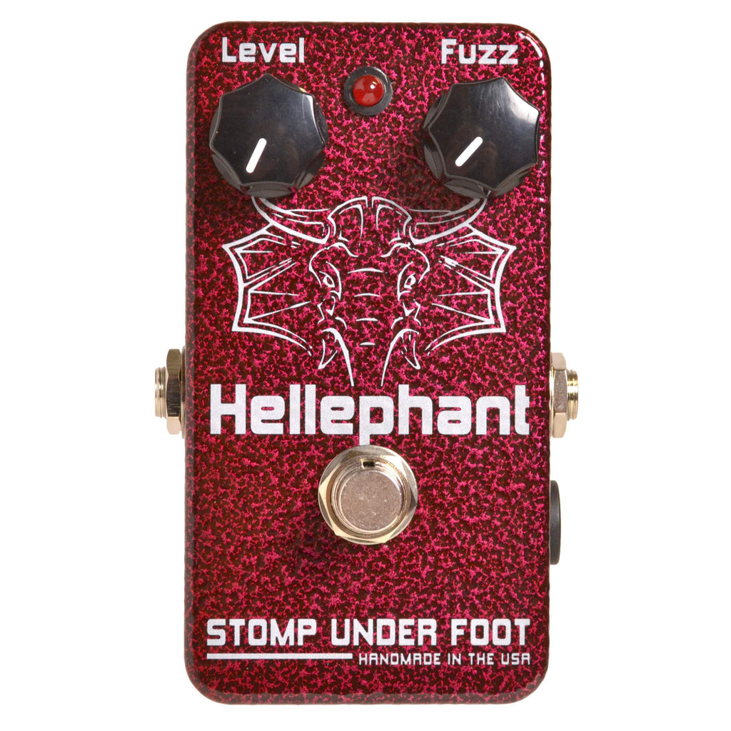 Stomp Under Foot Hellephant - Stomp Box - Stomp Under Foot - Sounds Great Music