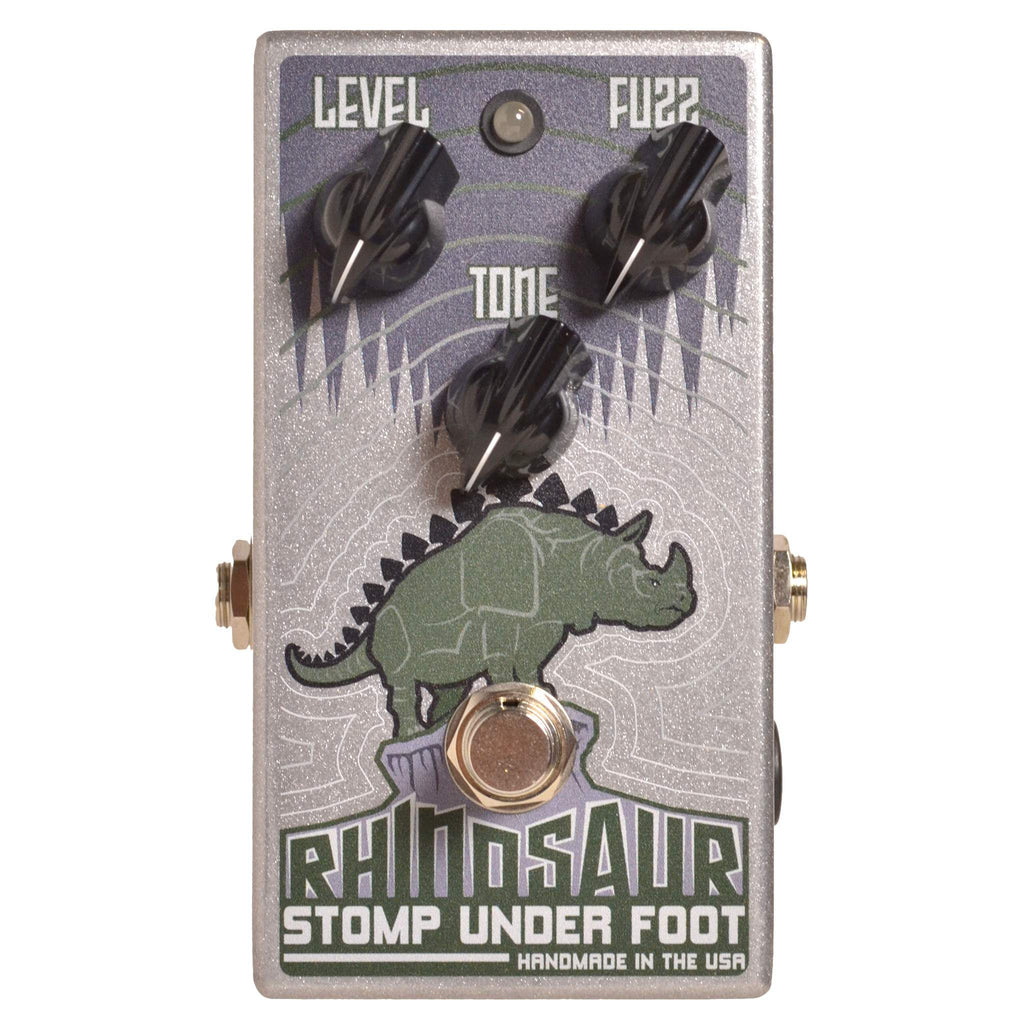 Stomp Under Foot Rhinosaur - Stomp Box - Stomp Under Foot - Sounds Great Music