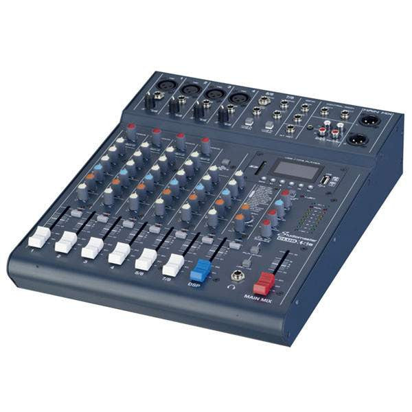 Studiomaster Club XS 8 Mixer, Studiomaster, Sounds Great Music
