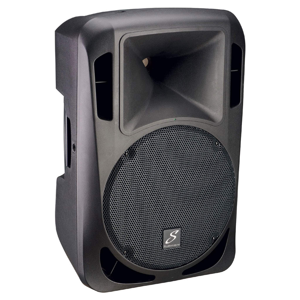 Studiomaster Drive 12AU Single Powered Bluetooth Speaker PA Systems, Studiomaster, Sounds Great Music