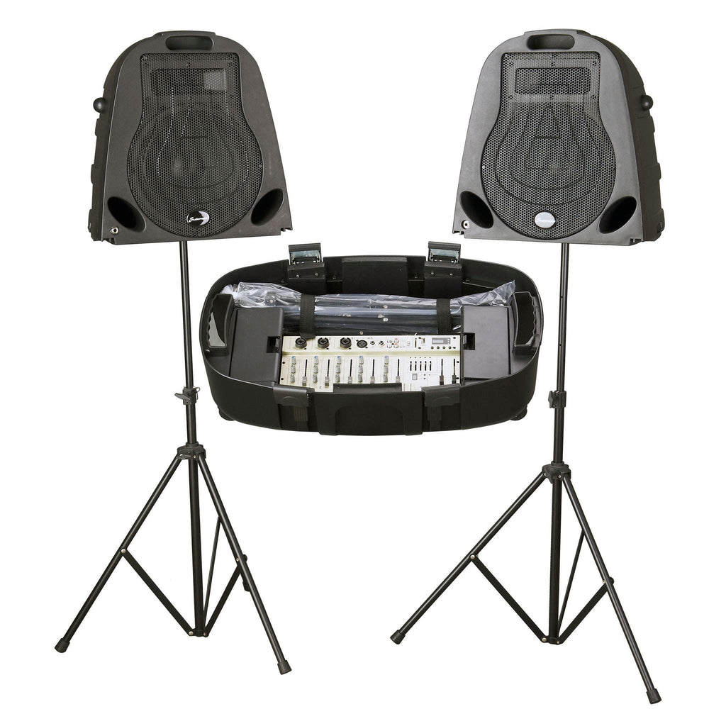 Studiomaster Walkabout S Portable PA System PA Systems, Studiomaster, Sounds Great Music