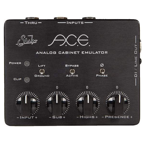 Suhr A.C.E. Analog Cabinet Emulator - Stomp Box - Suhr - Sounds Great Music