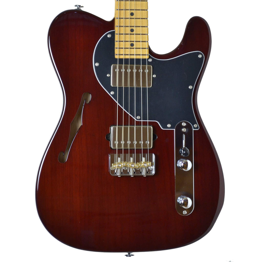 Suhr Alt T Pro Trans Brown #JST1Y2P Electric Guitar, Suhr, Sounds Great Music