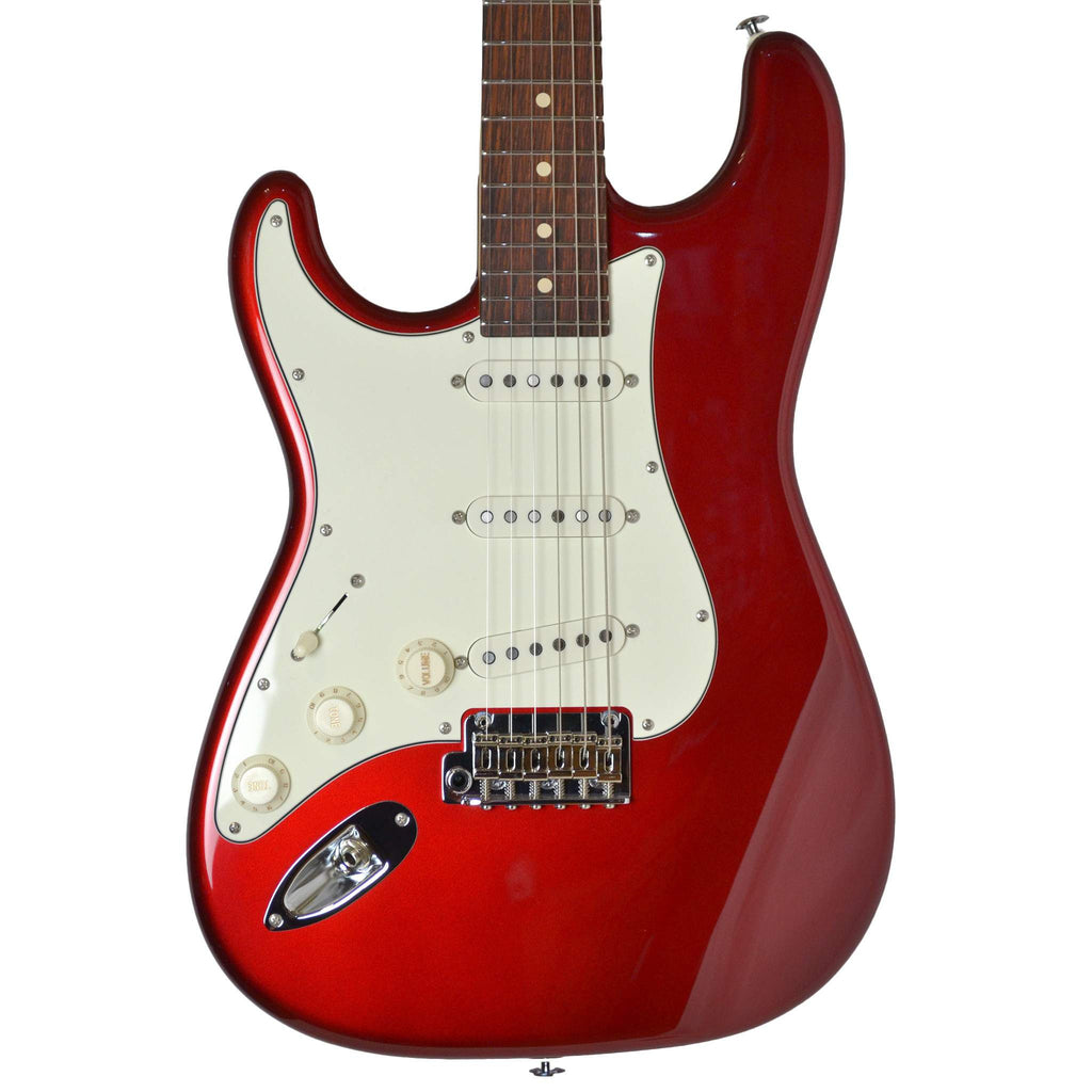 Suhr Classic Pro Candy Apple Red SSS RW Left Handed #29630 Electric Guitar, Suhr, Sounds Great Music