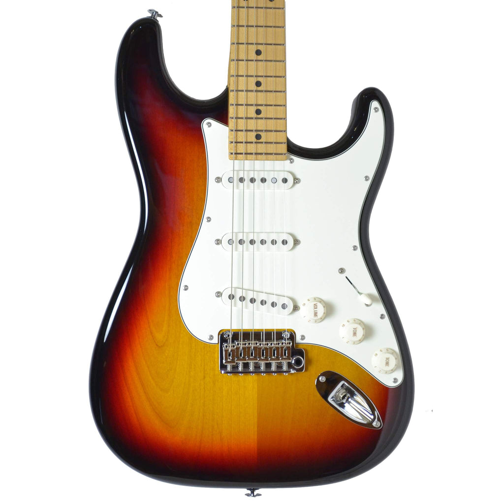 Suhr Classic Pro SSS Maple Fingerboard 3 Tone Burst #JST0M2T Inc Case Electric Guitar - Electric Guitar - Suhr - Sounds Great Music