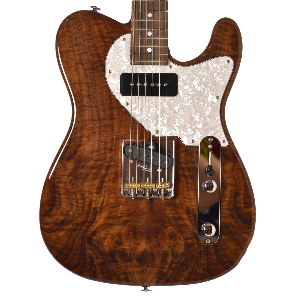 Suhr Classic T Claro Walnut #27918 Electric Guitar, Suhr, Sounds Great Music