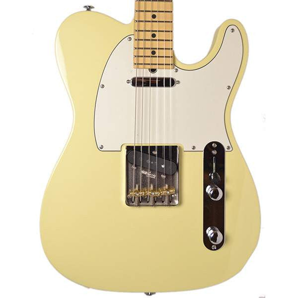 Suhr Classic T Olympic White #18018 Electric Guitar - Electric Guitar - Suhr Past Orders - Sounds Great Music