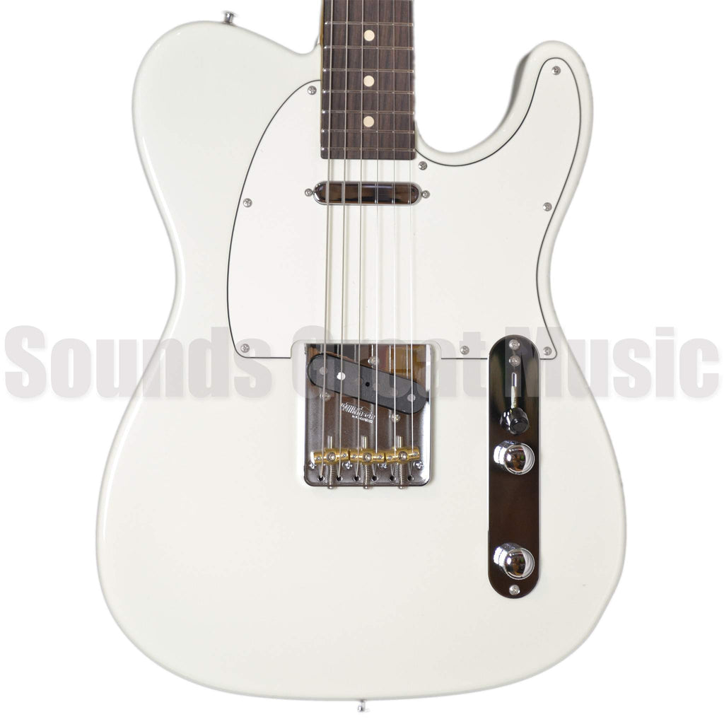 Suhr Classic T Pro Rosewood Fingerboard Olympic White Electric Guitar, Suhr, Sounds Great Music