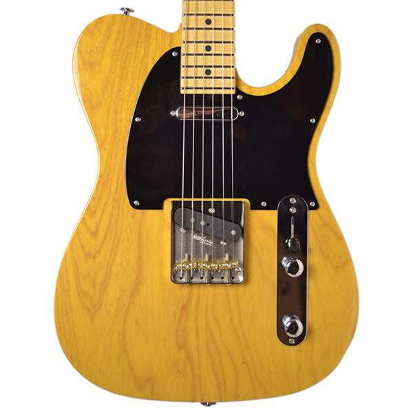 Suhr Classic T Trans T Straw #18325 Electric Guitar - Electric Guitar - Suhr Past Orders - Sounds Great Music