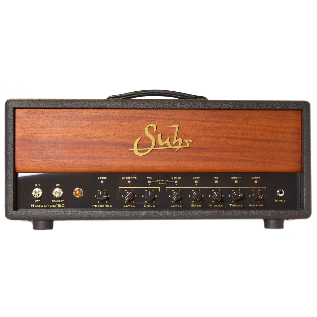 Suhr Hedgehog 50 - Amplifier Head - Suhr - Sounds Great Music