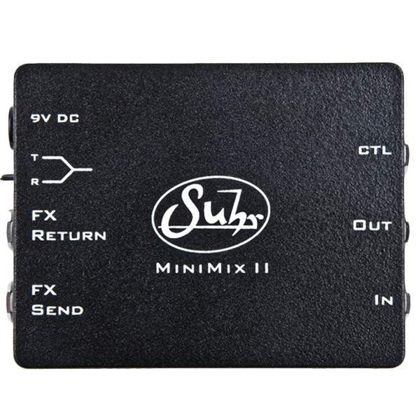 Suhr Mini Mix II - FX Controller / Midi - Suhr - Sounds Great Music
