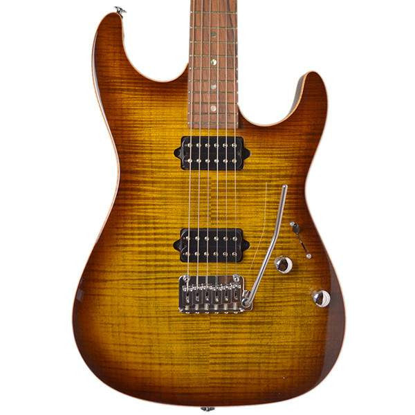 Suhr Standard Bengal Burst #17757 Electric Guitar - Electric Guitar - Suhr Past Orders - Sounds Great Music