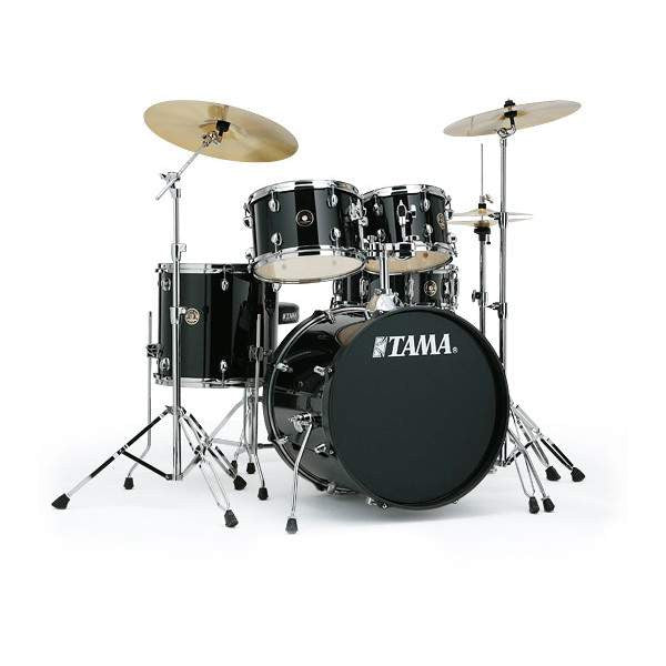 Tama Rhythm Mate Black Drum Kits Acoustic, Tama, Sounds Great Music