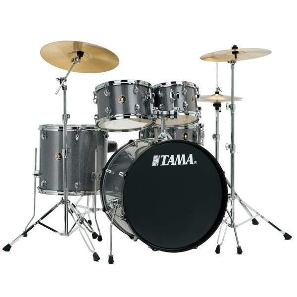 Tama Rhythm Mate Galaxy Silver - Drum Kits Acoustic - Tama - Sounds Great Music